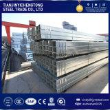 Warm gewalzter quadratischer Stahlgefäß-Preis pro Kilogramm