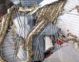 Maalmachine van het Tapijt van de Machine van het Schroot van het tapijt de Scherende