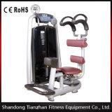Equipamento de treinamento profissional do músculo/máquina abdominal