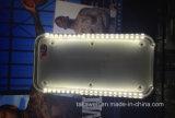 Cas de téléphone cellulaire d'éclairage LED de nouveau produit d'accessoires de téléphone mobile pour le cas de l'iPhone 5/5s/Se