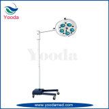Het Koude Licht die van het Type van plafond Chirurgische Lamp in werking stellen