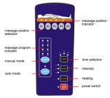 Silla eléctrica de la vibración y del masaje de la oficina del Recliner del eslabón giratorio de la calefacción