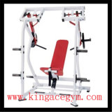 Press de hombros aparatos de ejercicios de gimnasio comercial ISO-Lateral