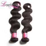 Unverarbeitete preiswerte Jungfrau-brasilianisches Karosserien-Wellen-Haar