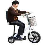 赤ん坊のシートが付いている2017の安く3つの車輪の電気スクーター