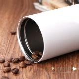 Tasse promotionnelle de vide de tasse d'acier inoxydable de tasse de café de vide