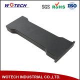 Het zwarte Anodiseren de Precisie CNC die van het Aluminium Draaiend Deel machinaal bewerken