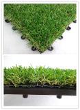 De met elkaar verbindende het Tuinieren Synthetische Matten van het Gras, Gemakkelijk te installeren