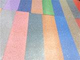lo spessore di 8-10mm ha progettato specialmente la pavimentazione della gomma naturale per le piste di pattinaggio pattinanti
