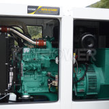 145kw schalldichtes elektrisches Cummins schalten leisen Dieselgenerator mit Cummins Engine an