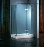6 do chuveiro do cerco milímetros de vidro Tempered do painel com Ce e SGCC
