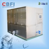 Big comercial Capacity Cube Ice Making Machine com 5000kg Capacity