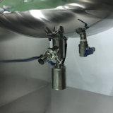 クリーム色の軟膏の実験室の真空の乳状になるミキサー機械