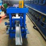 Rolo do parafuso prisioneiro da trilha que dá forma à máquina
