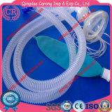 Circulação do oxigênio, respiração, circuito de respiração da anestesia