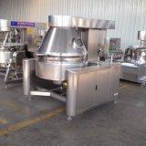 熱されるステンレス鋼のガスローズののりのためのアジテータが付いているやかんを調理する