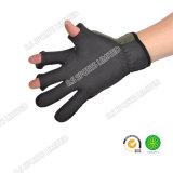 3 guanti impermeabili antiscorrimento tagliati di pesca di caccia del neoprene della barretta
