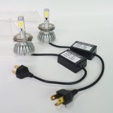 Factory Price LED phare 12V pour voitures, camions, motos Slim Fanness