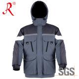 폴리에스테 패딩 (QF-928A)를 가진 겨울 얼음 어업 재킷