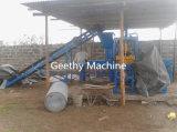 Precio semi automático concreto de la máquina del ladrillo de la pavimentadora de la máquina Qtf3-20 del ladrillo de la pavimentadora