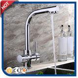 Robinet en laiton de cuisine de l'eau de filtre (HC17123)