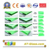 Vetro temperato/costruzione Glasss/vetro Tempered dei portelli usati, Windows, parete divisoria, dell'automobile, mobilia della finestra, ecc