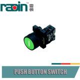 Micro tecla principal da luz de indicador IP65 com luz piloto