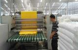 Röhrenförmiger kompakter Knit, der Maschine für Textilfertigstellung sanforisiert
