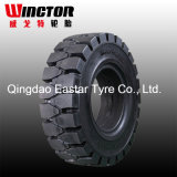 (6.00-9) 타이어, 단단한 타이어, 포크리프트 타이어, 포크리프트 고체 타이어