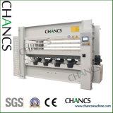 120t máquina quente da imprensa de Laminatin de três camadas