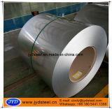 Lo zinco ha ricoperto la bobina d'acciaio galvanizzata