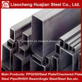ERW rechteckige Stahlrohre für Baumaterial