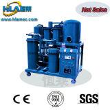 Máquina transportável da filtragem do óleo do vácuo do aço inoxidável de Dsf