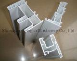 플라스틱 PVC 단면도 밀어남 내미는 압출기 기계