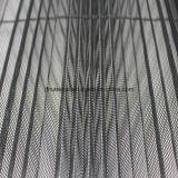 1.0m-3.0 larghezza pp, Fiberlgass, schermo materiale della finestra del pieghettato del poliestere