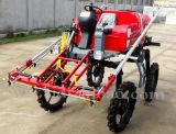 밥 \ 벼 \ 콩 필드를 위한 Aidi 상표 4WD Hst 디젤 엔진 트랙터 붐 스프레이어