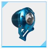 Projector ao ar livre impermeável brilhante super do diodo emissor de luz com projeção longa
