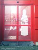 Стеклянный стикер собственной личности Vinly индикации двери/окна слипчивый с печатание