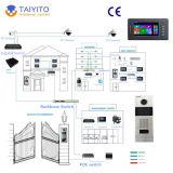 Telefono Commax del portello del IP di Tyt TCP video nel video sistema di telefono del portello