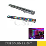 Waterproof Stage Lighting 36PCS 1W / 3W LED Wall Washer Lamp