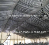 Tienda de lujo de la boda de la guarnición de techo de 1000 personas para el banquete al aire libre