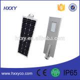 Bon réverbère solaire du modèle 80W DEL de qualité