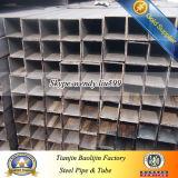 Пробка трубы квадрата раздела строительного материала 18X18 стальная полая