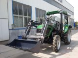 Ce Certificate 4WD Tractor Front Loader