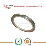K-anthal A1 обнажает толщину 0.3mm при ширина 6.7mm используемая для нагревающего элемента стеклянной индустрии