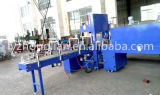 Máquina de embalagem de Wraping do psiquiatra do calor da eficiência Zls-6040 elevada