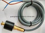 Peças da maquineta do interruptor do nível de petróleo do seletor (cabeça afiada) para a boa qualidade
