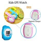 GPS van jonge geitjes Horloge met IP68 Waterdichte Functie (D11)