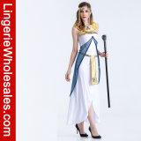 Ферзь причудливый платья партии Halloween сексуальный Costume Нила взрослый египетского Cleopatra