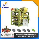 4-25 máquina de fatura de tijolo do Flyash